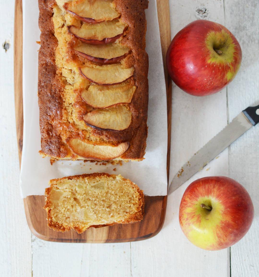 10. Appel kaneel cake