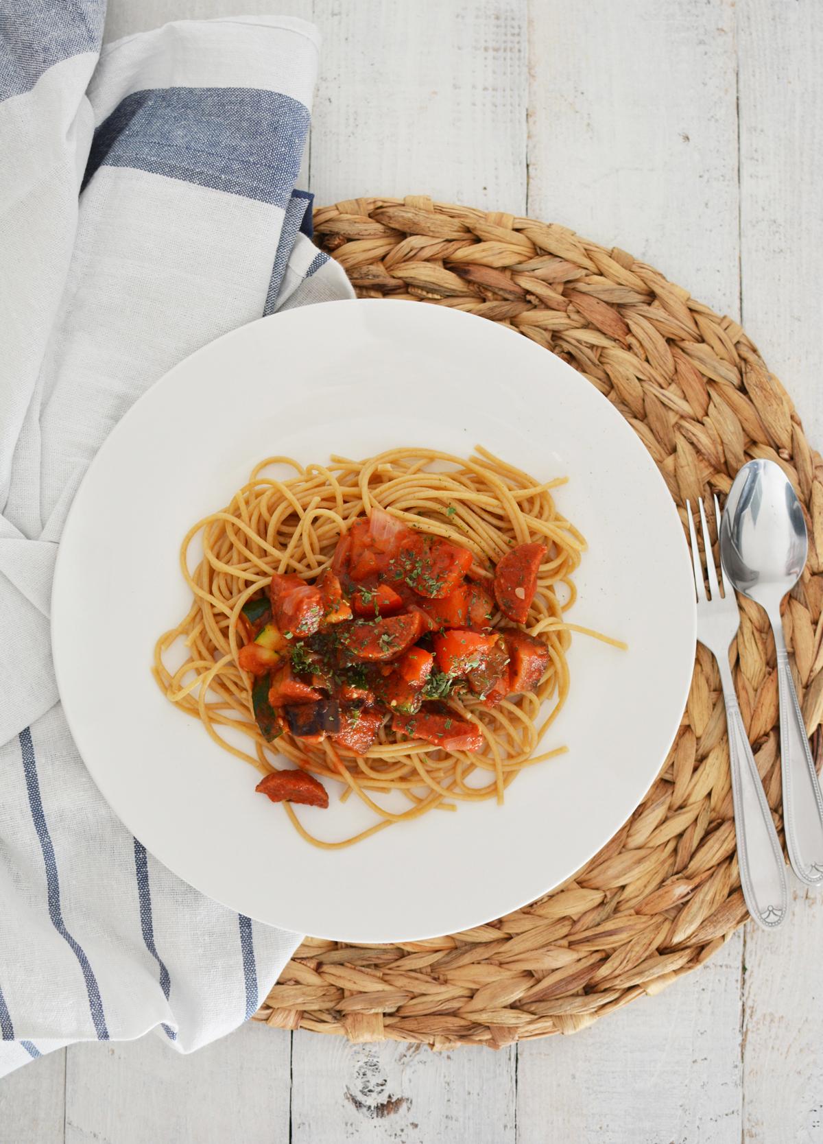 Spaghetti 1