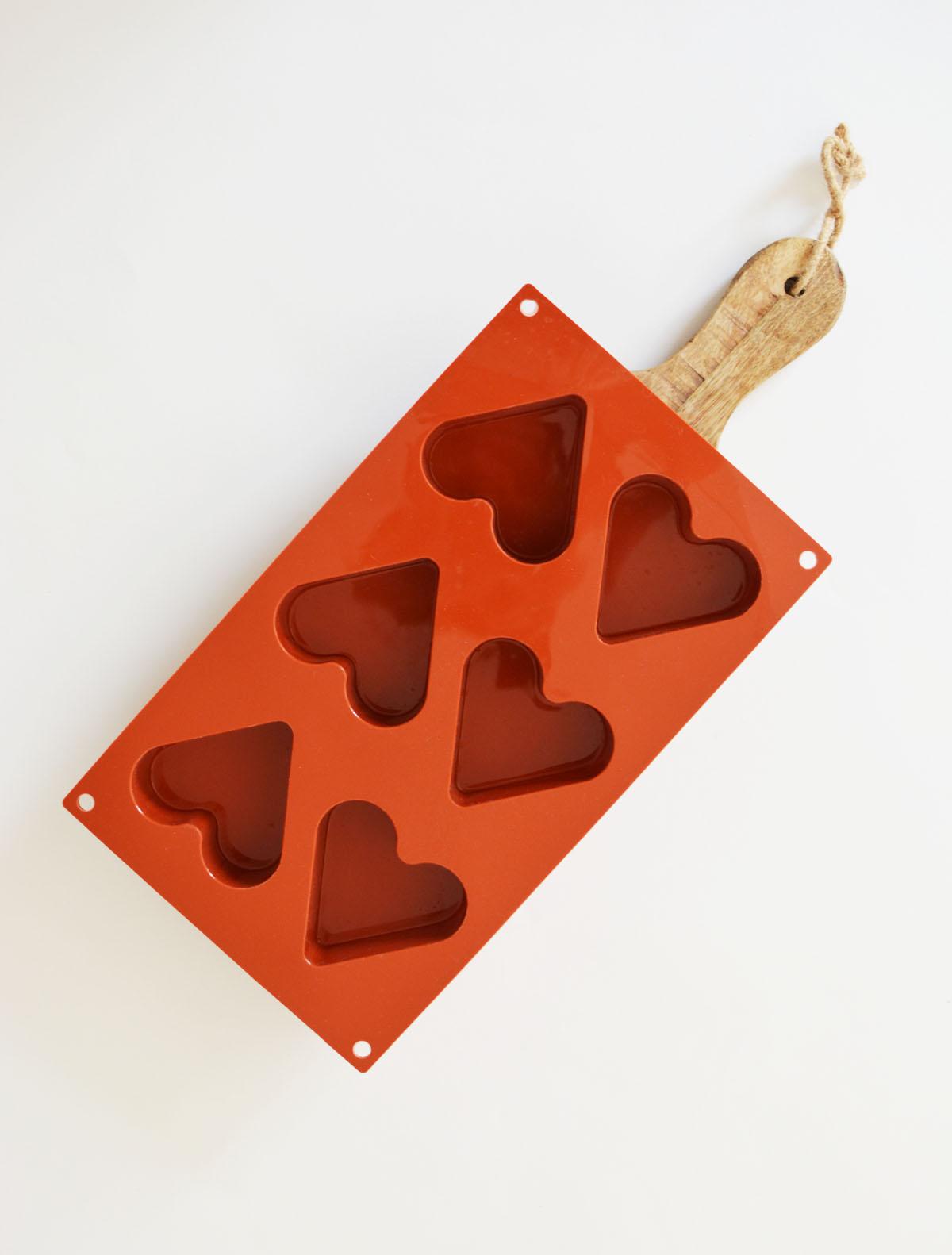 siliconenvorm-harten