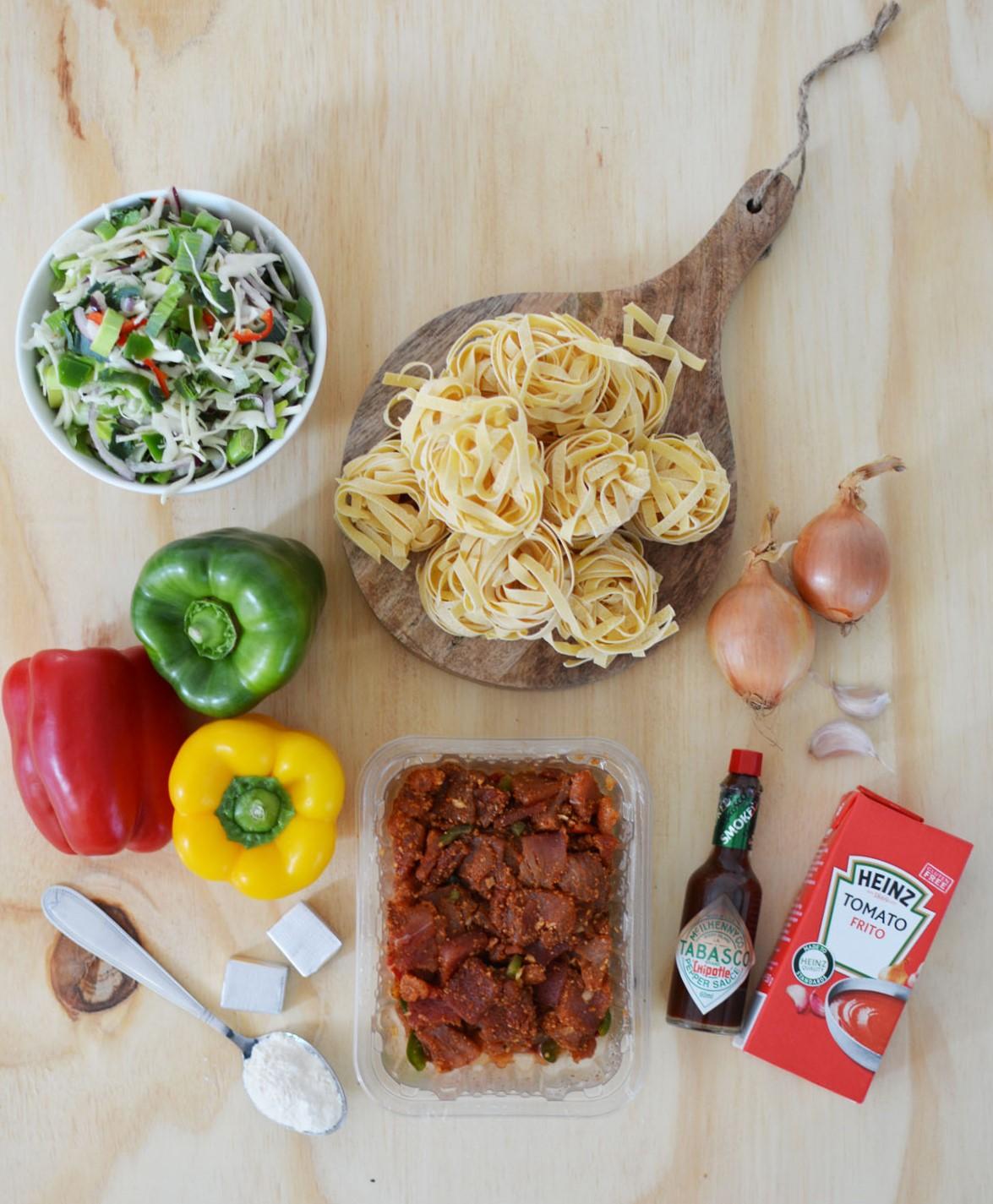 ingredienten-tagliatalle-met-kebabvlees