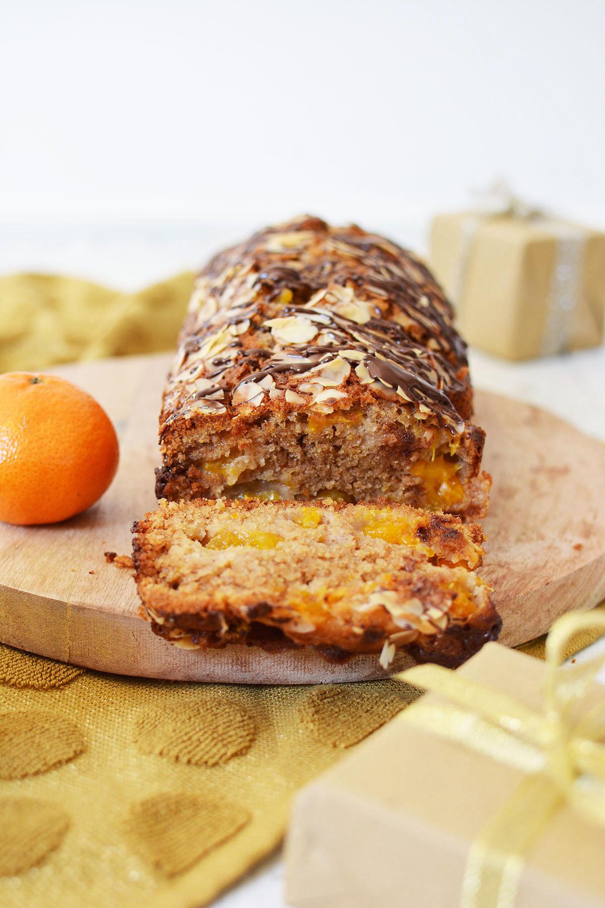 Speculaascake met mandarijn 5 2