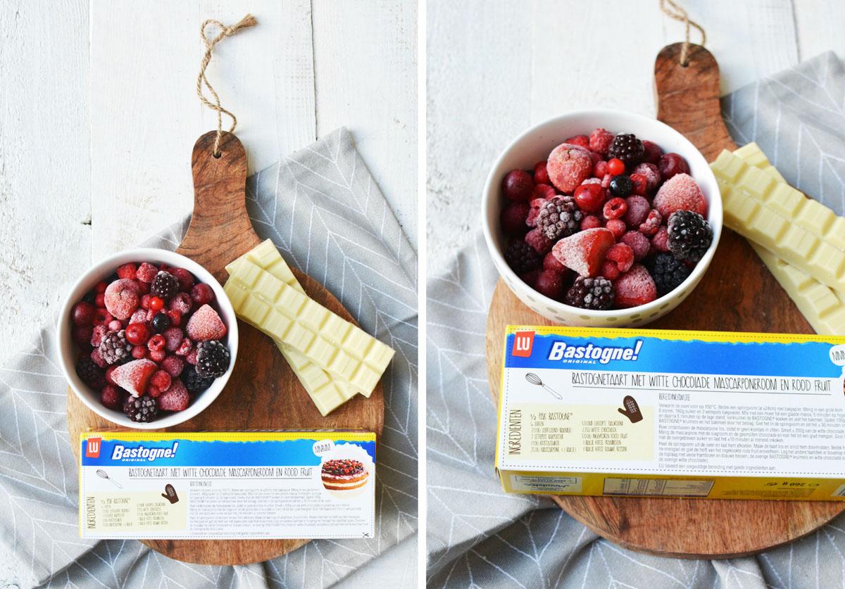 Bastogne taart 1