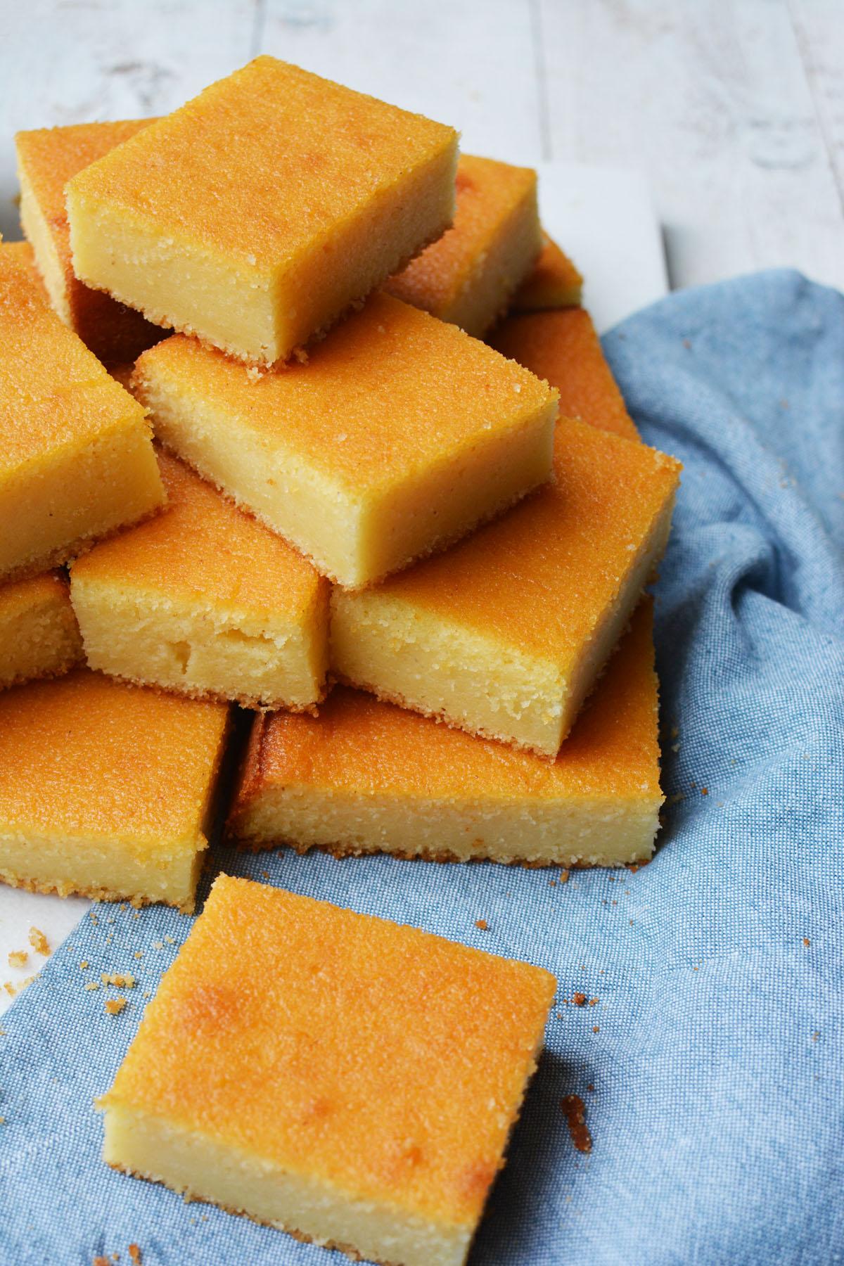 Griesmeel cake 6
