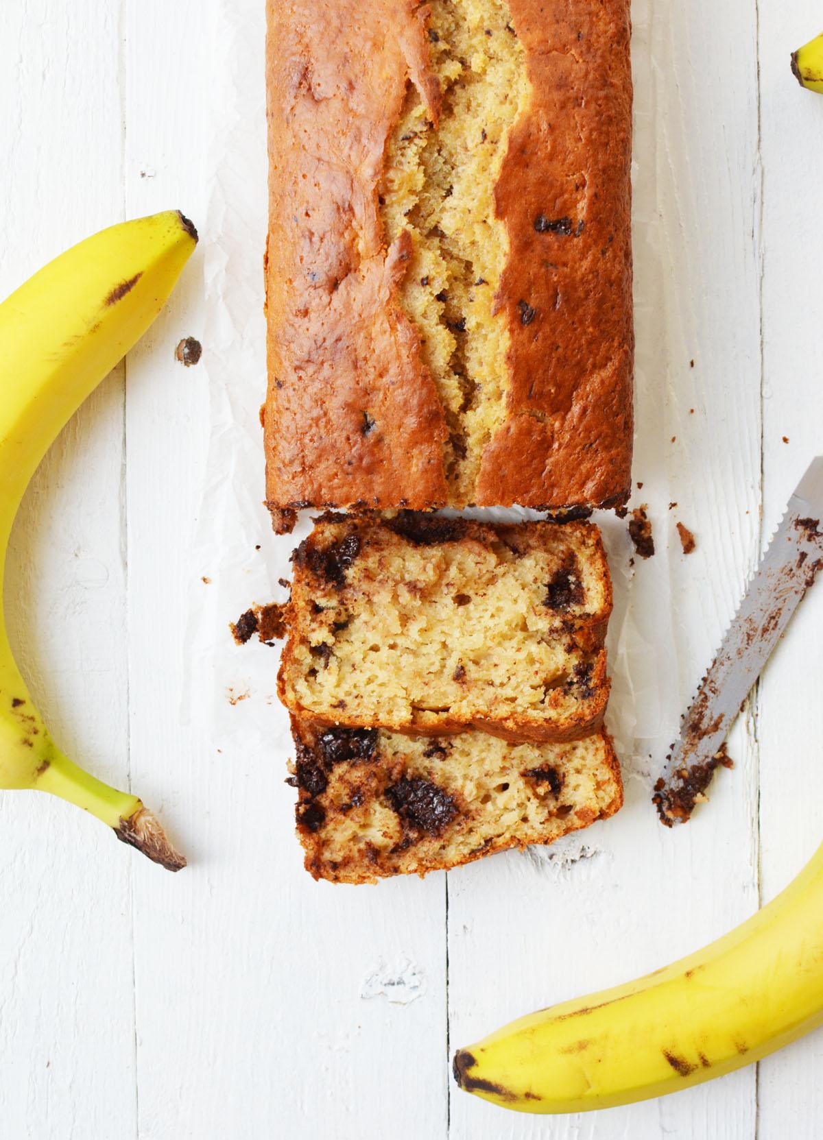 Bananencake van Mona 5