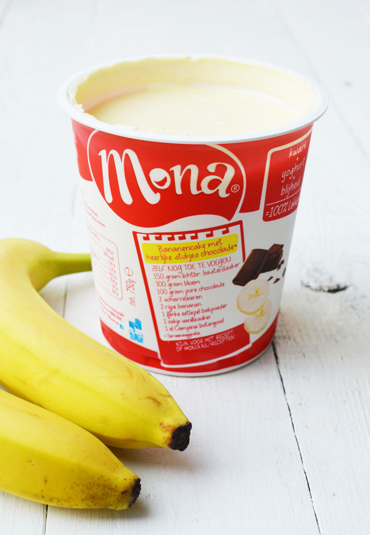 Bananencake van Mona 9