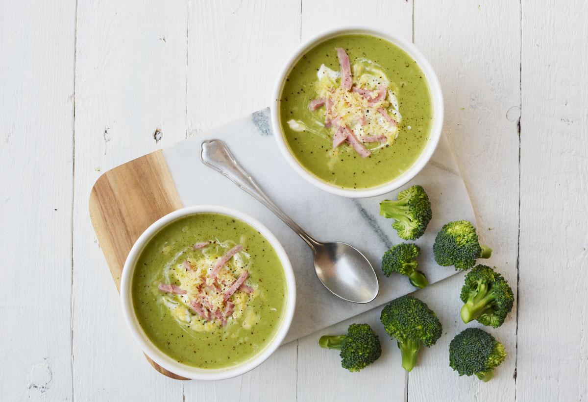 Broccolisoep 3
