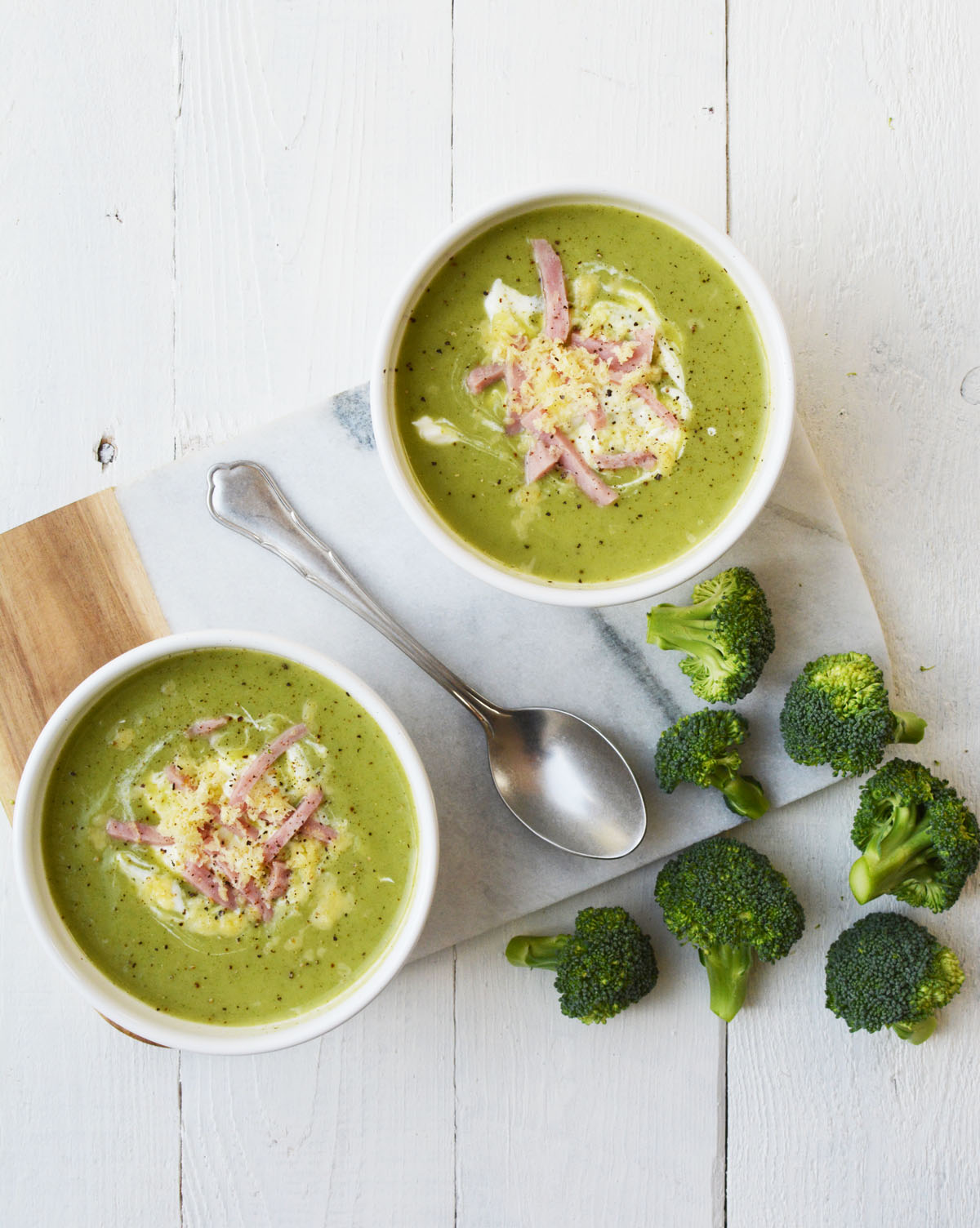 Broccolisoep 9