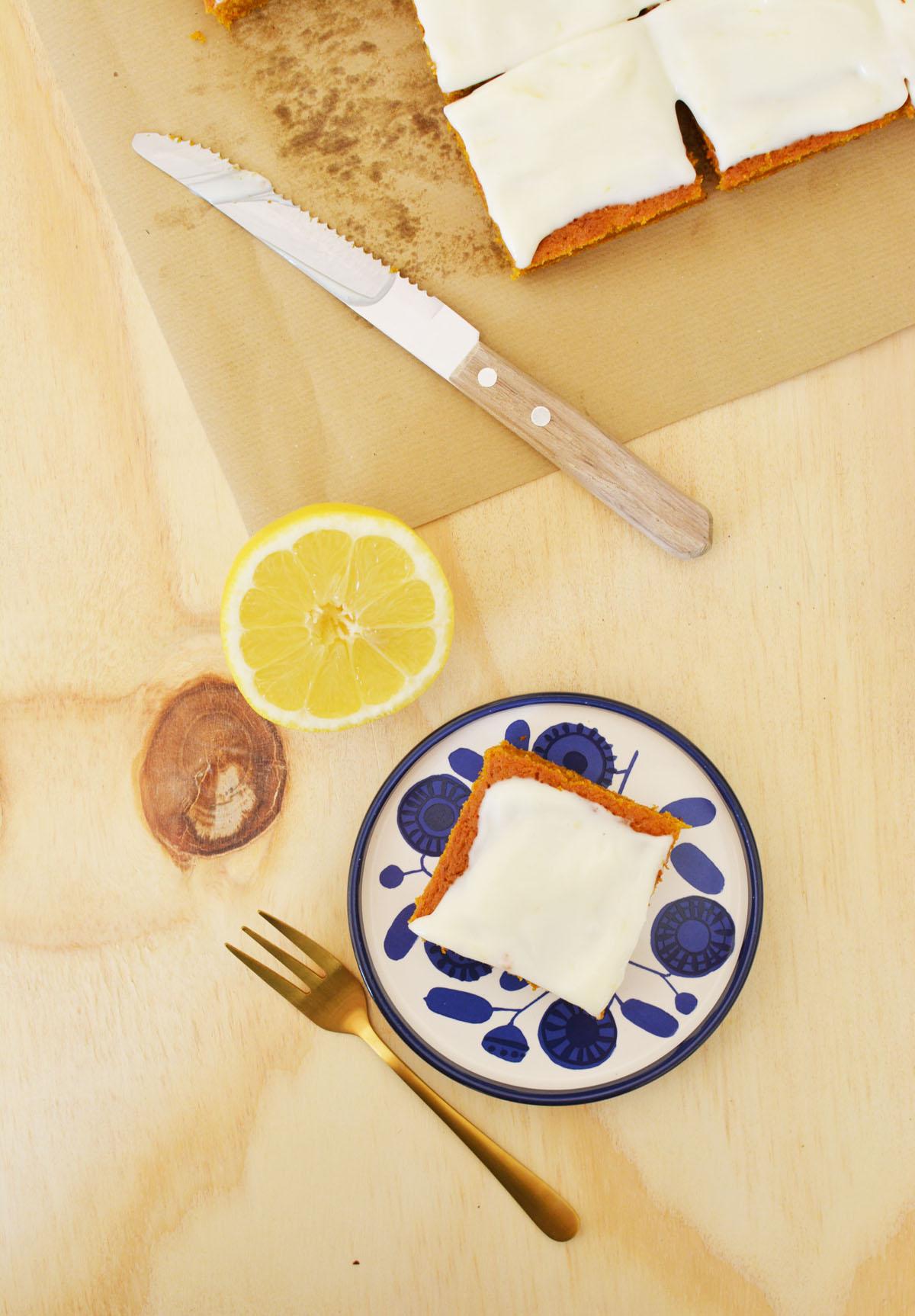Carrot cake 9
