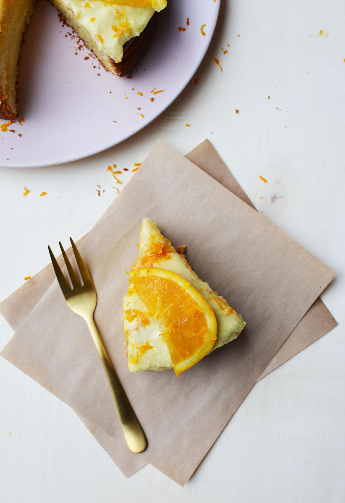 Sinaasappeltaartje 10