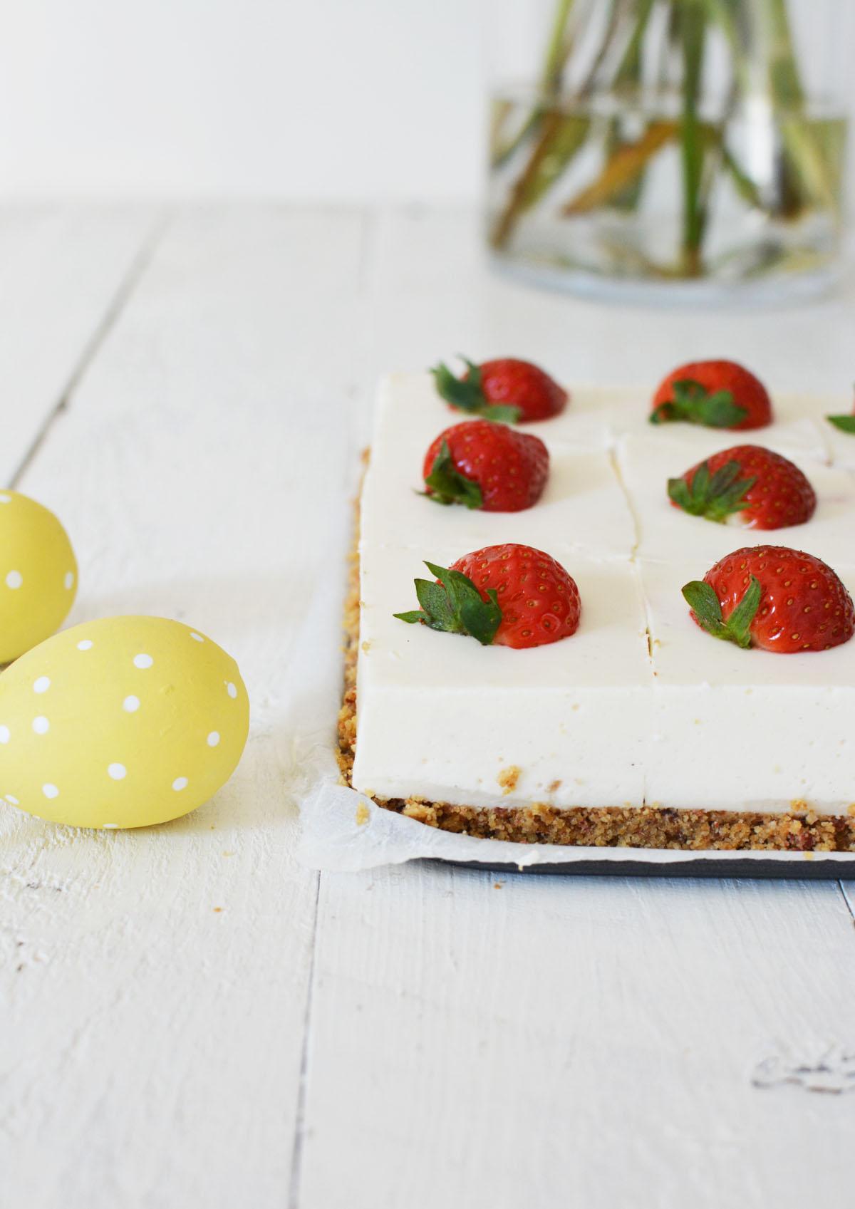 Vanilleyoghurt taartjes 10