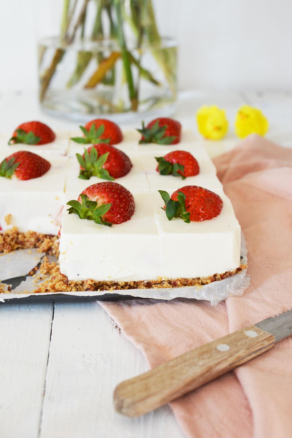 Vanilleyoghurt taartjes 15