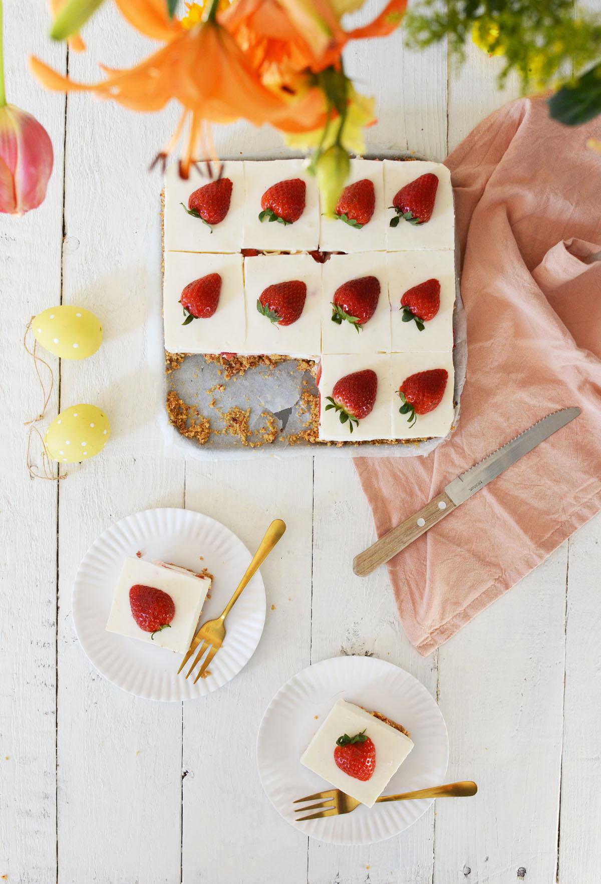 Vanilleyoghurt taartjes 16