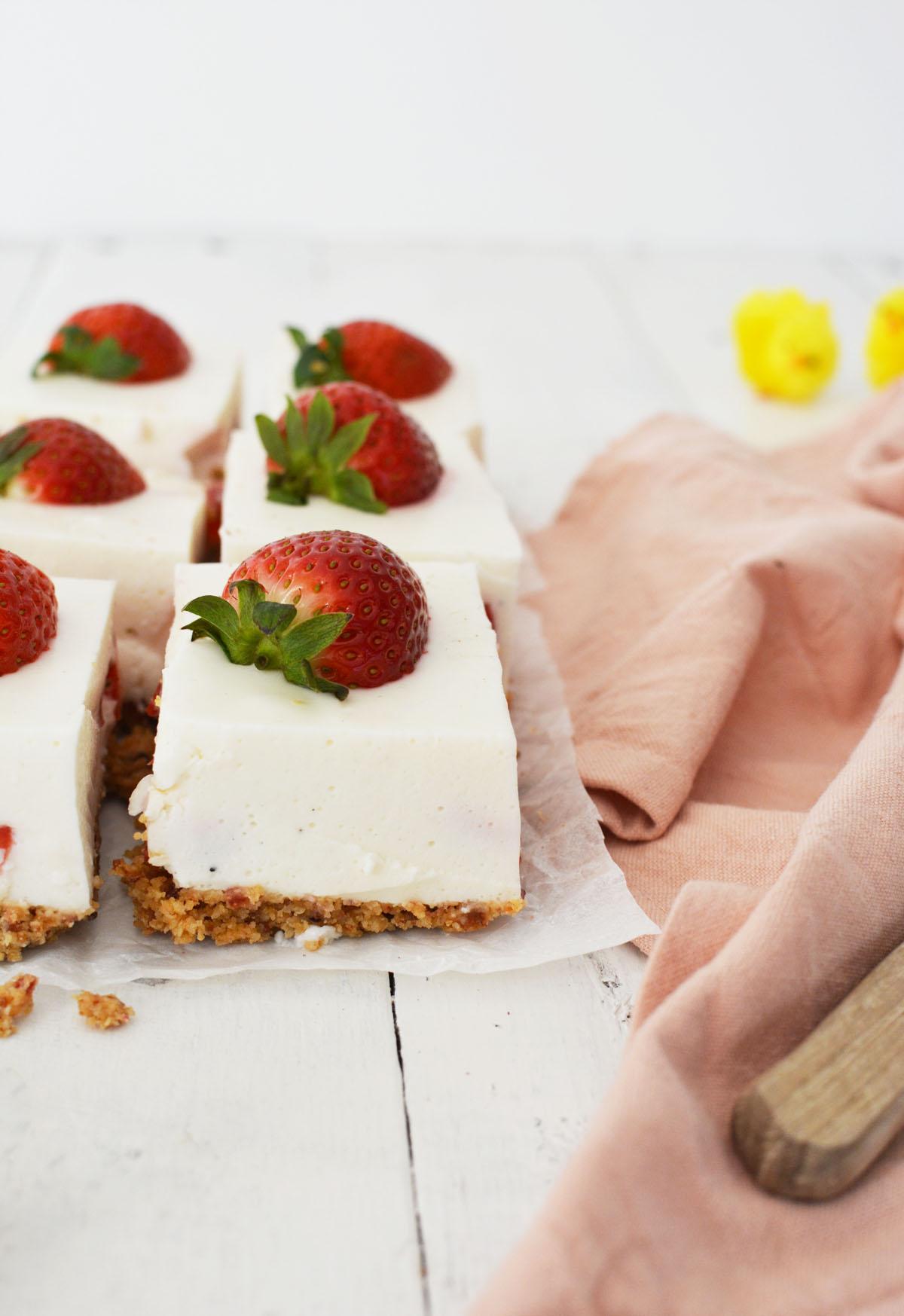 Vanilleyoghurt taartjes 6