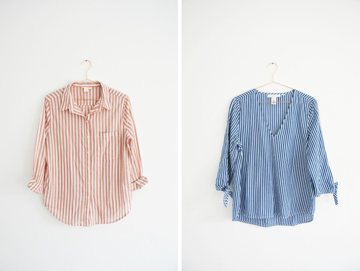 H&M blouses
