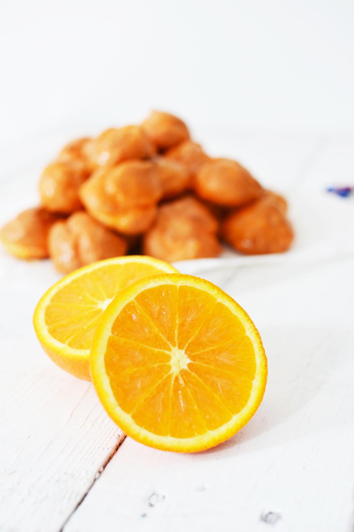 Oranje soesje met sinaasappel 2