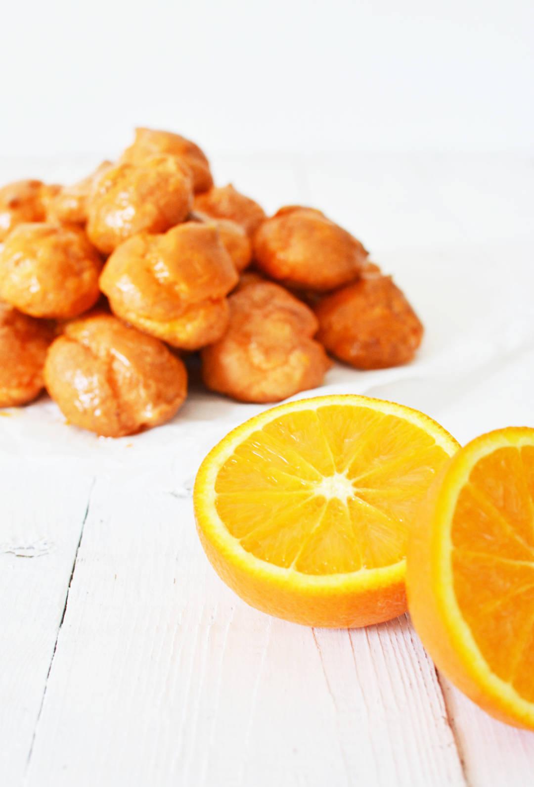 Oranje soesje met sinaasappel 4
