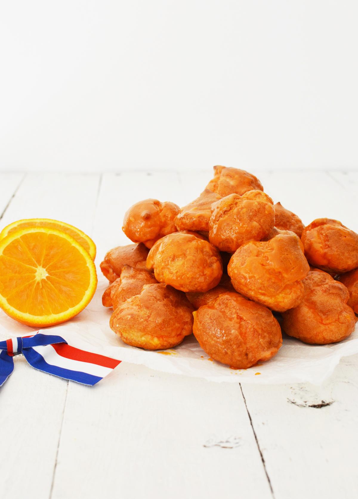 Oranje soesje met sinaasappel 7