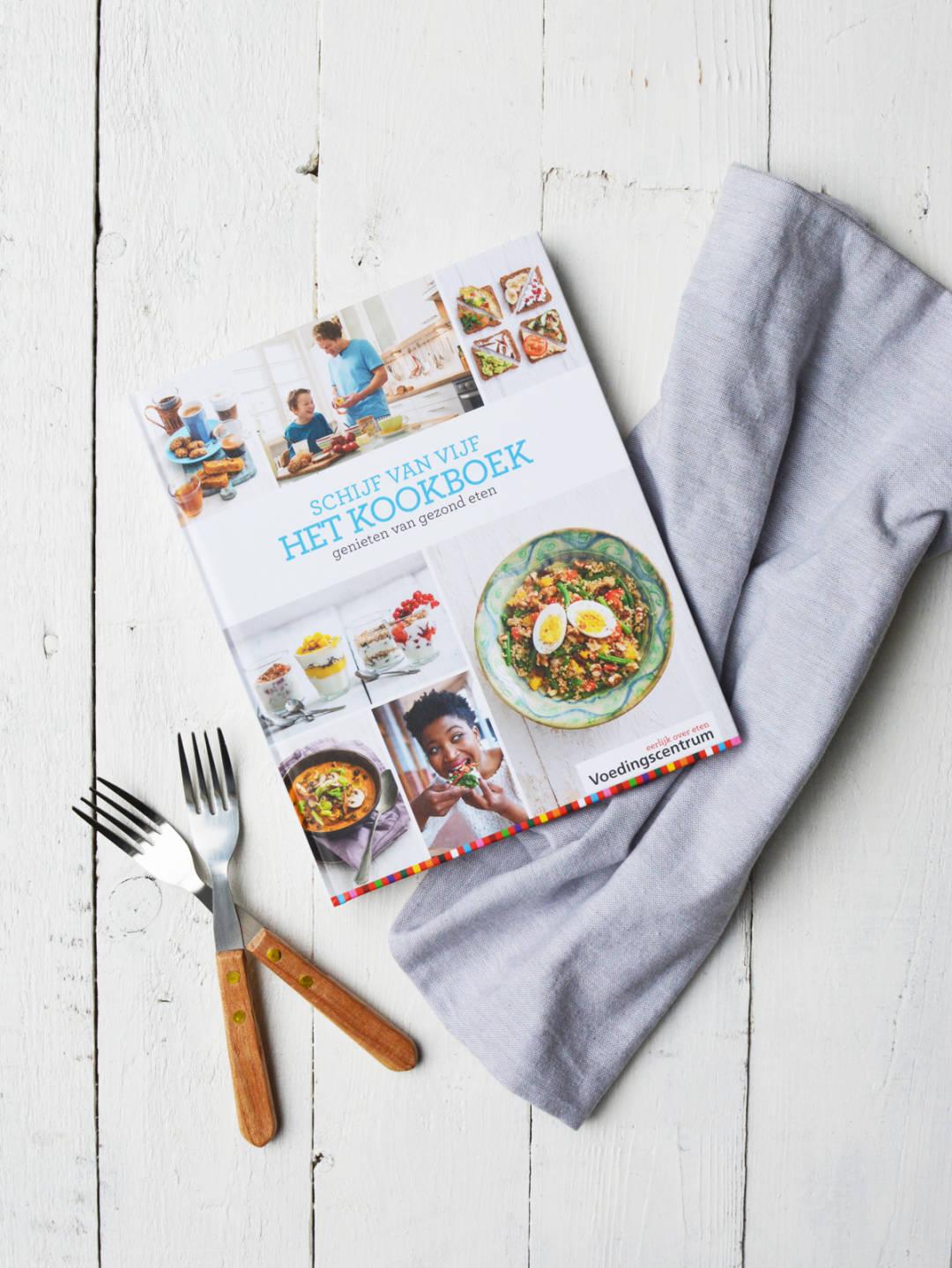 Schijf van Vijf kookboek 2