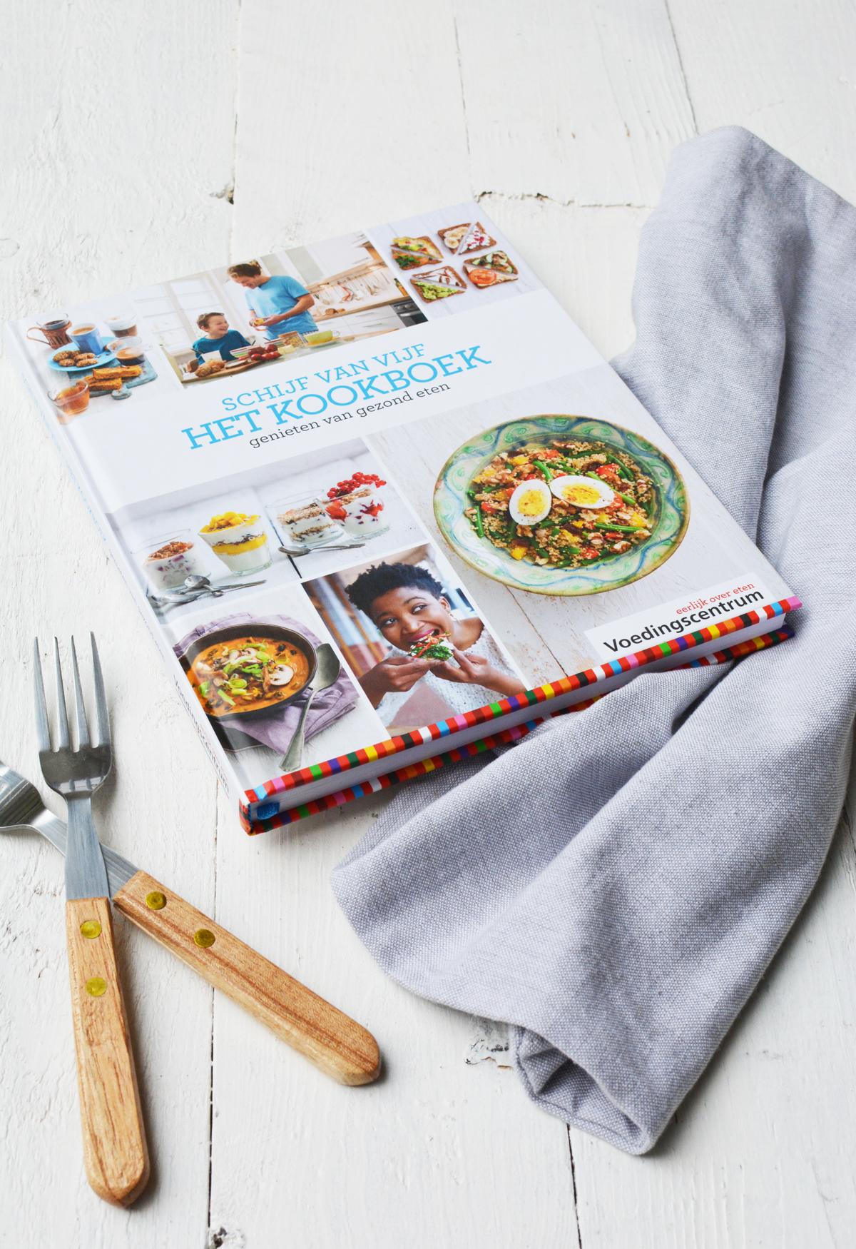 Schijf van Vijf kookboek 5