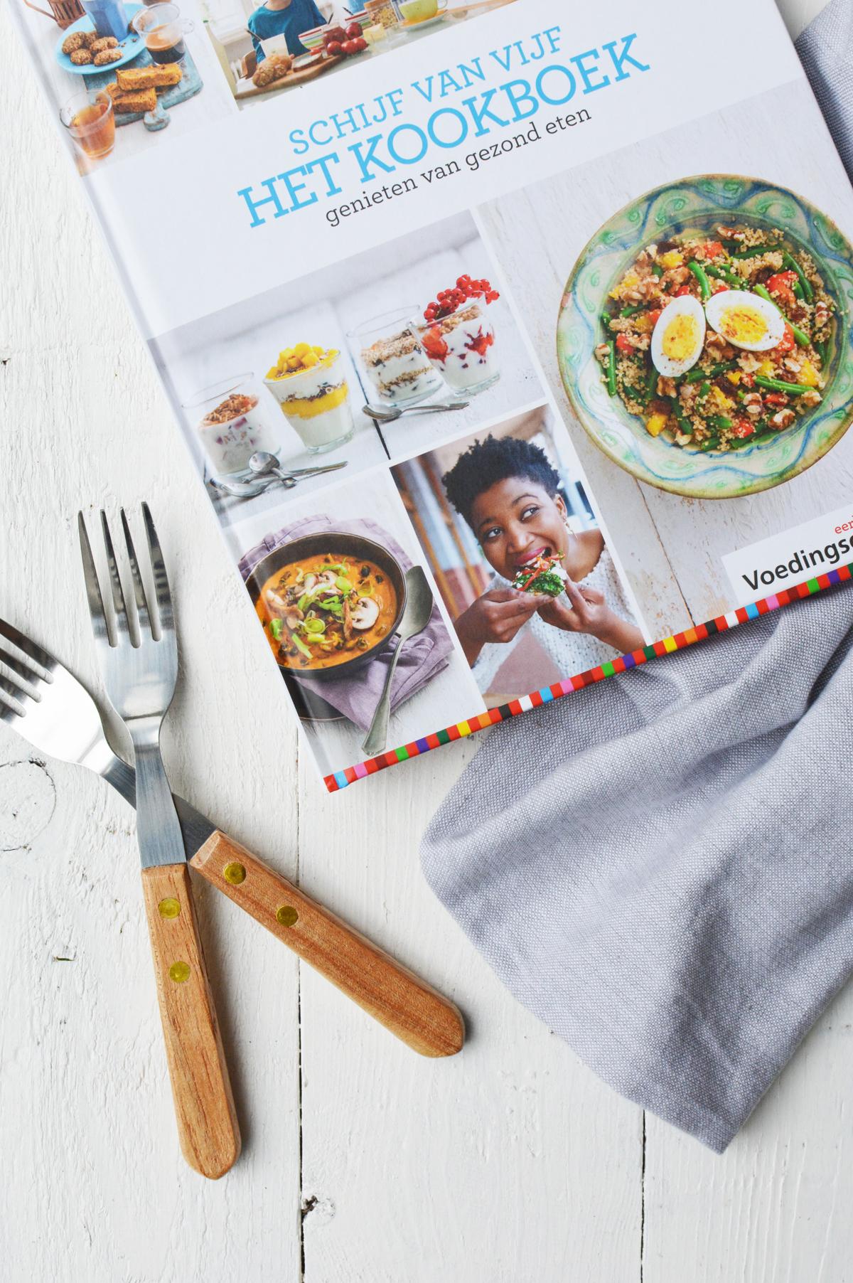Schijf van Vijf kookboek 8