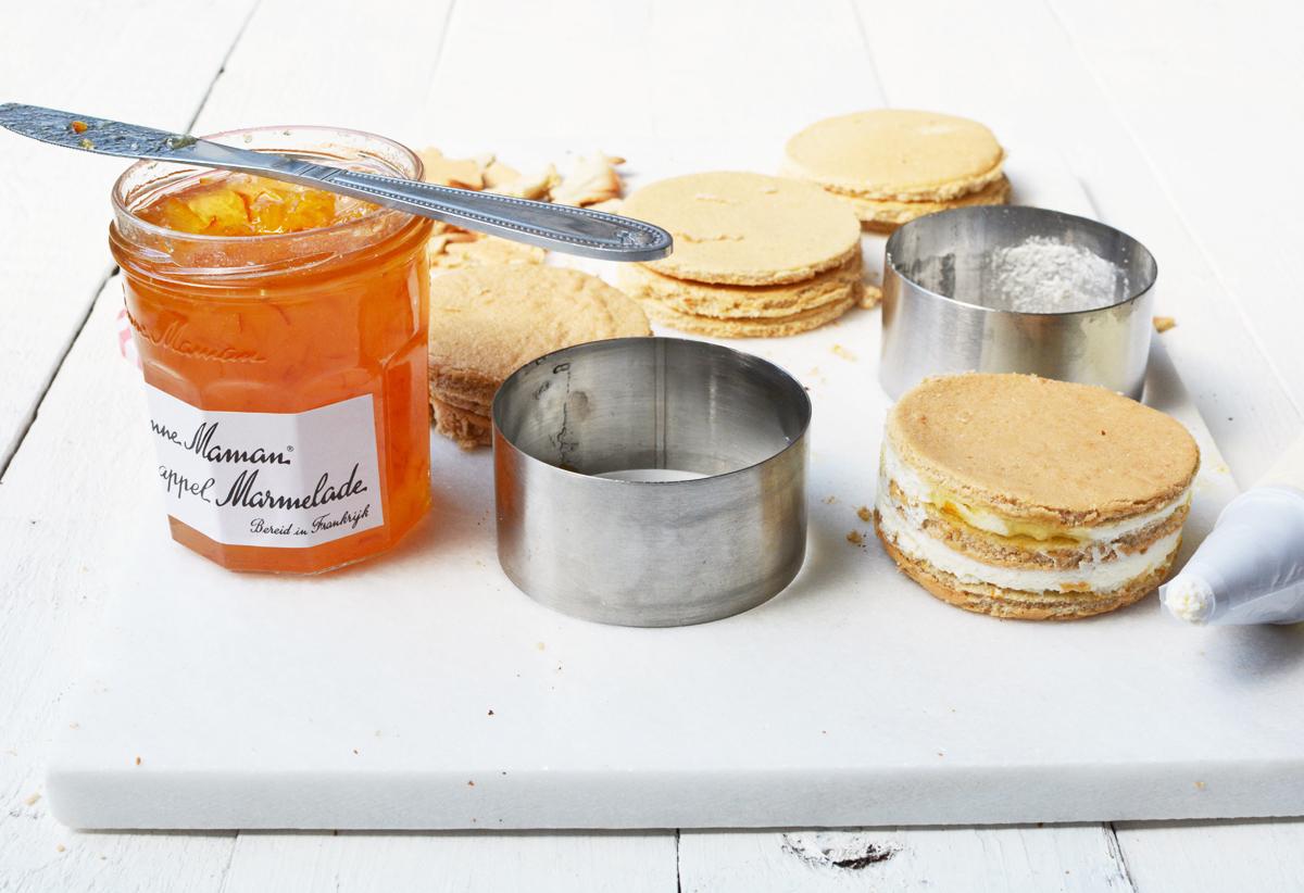 Sinaasappeltaartjes 6