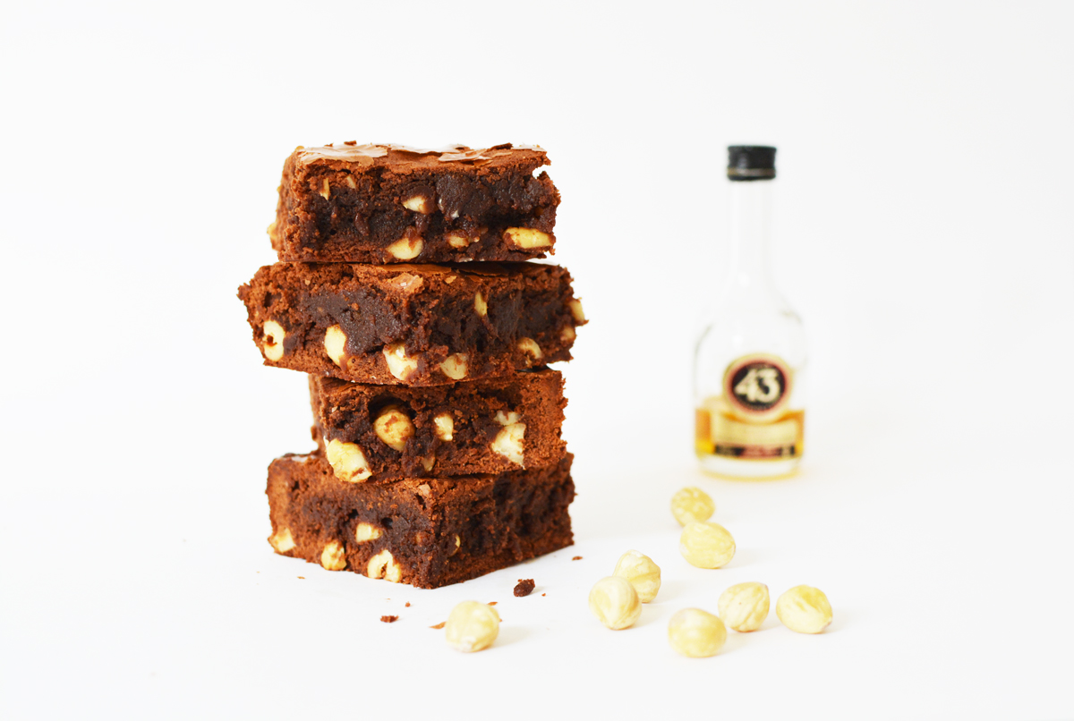 Brownies met Licor 43 22
