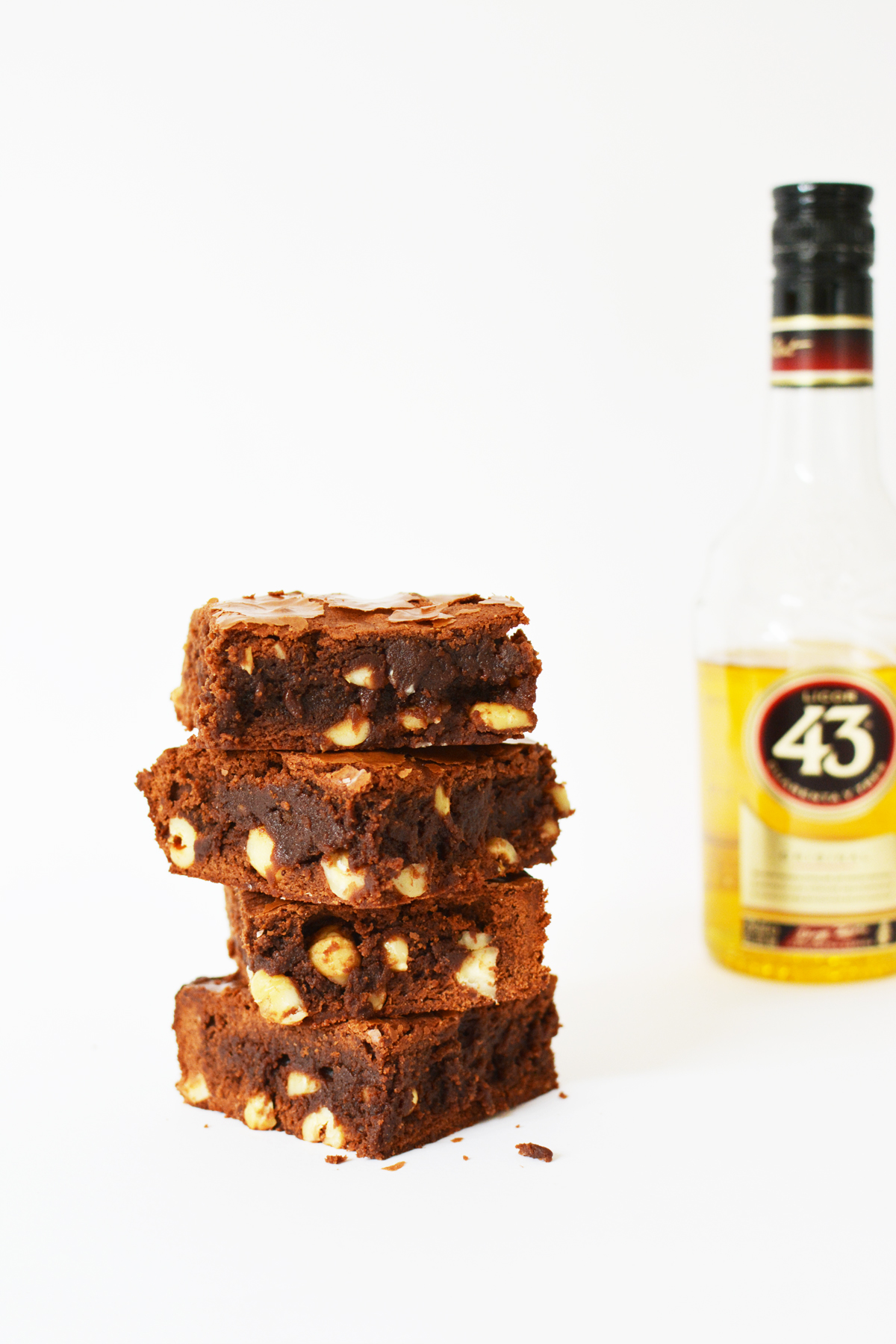 Brownies met Licor 43 5