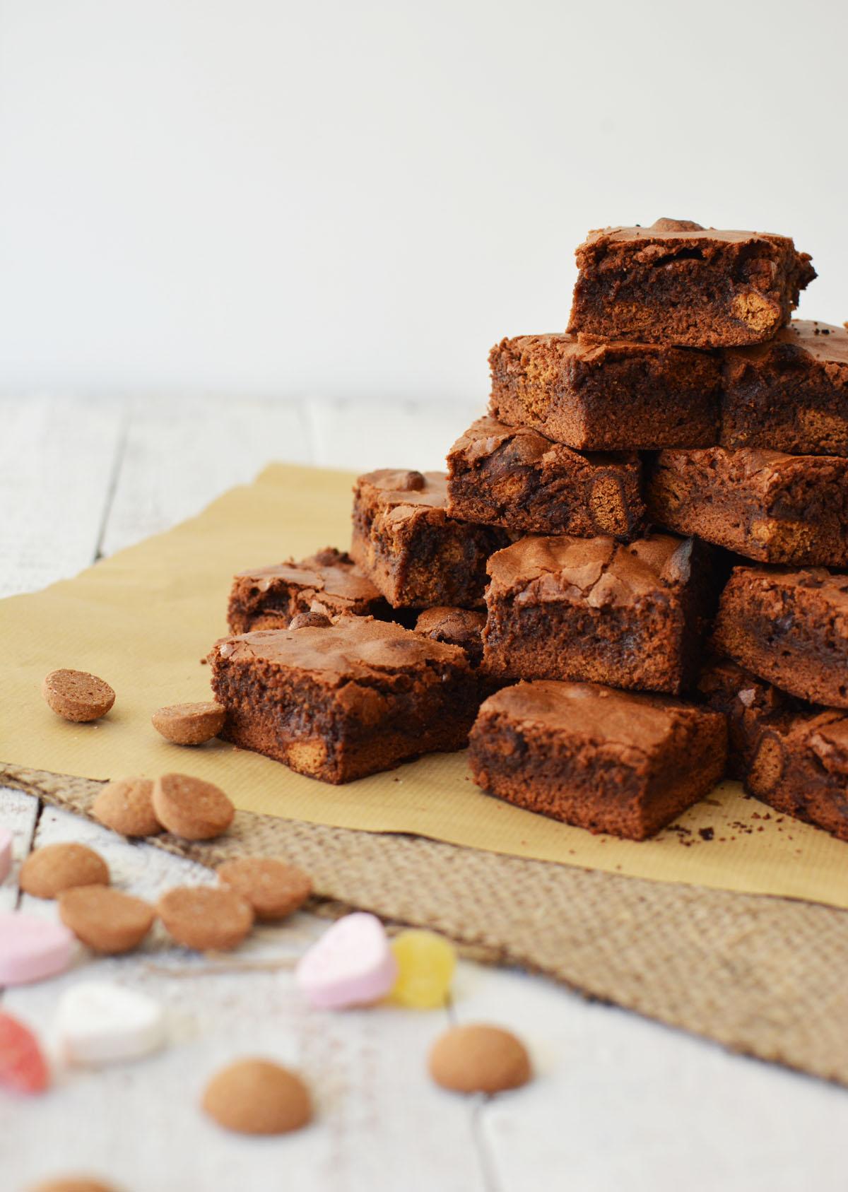 Sinterklaas brownies 6