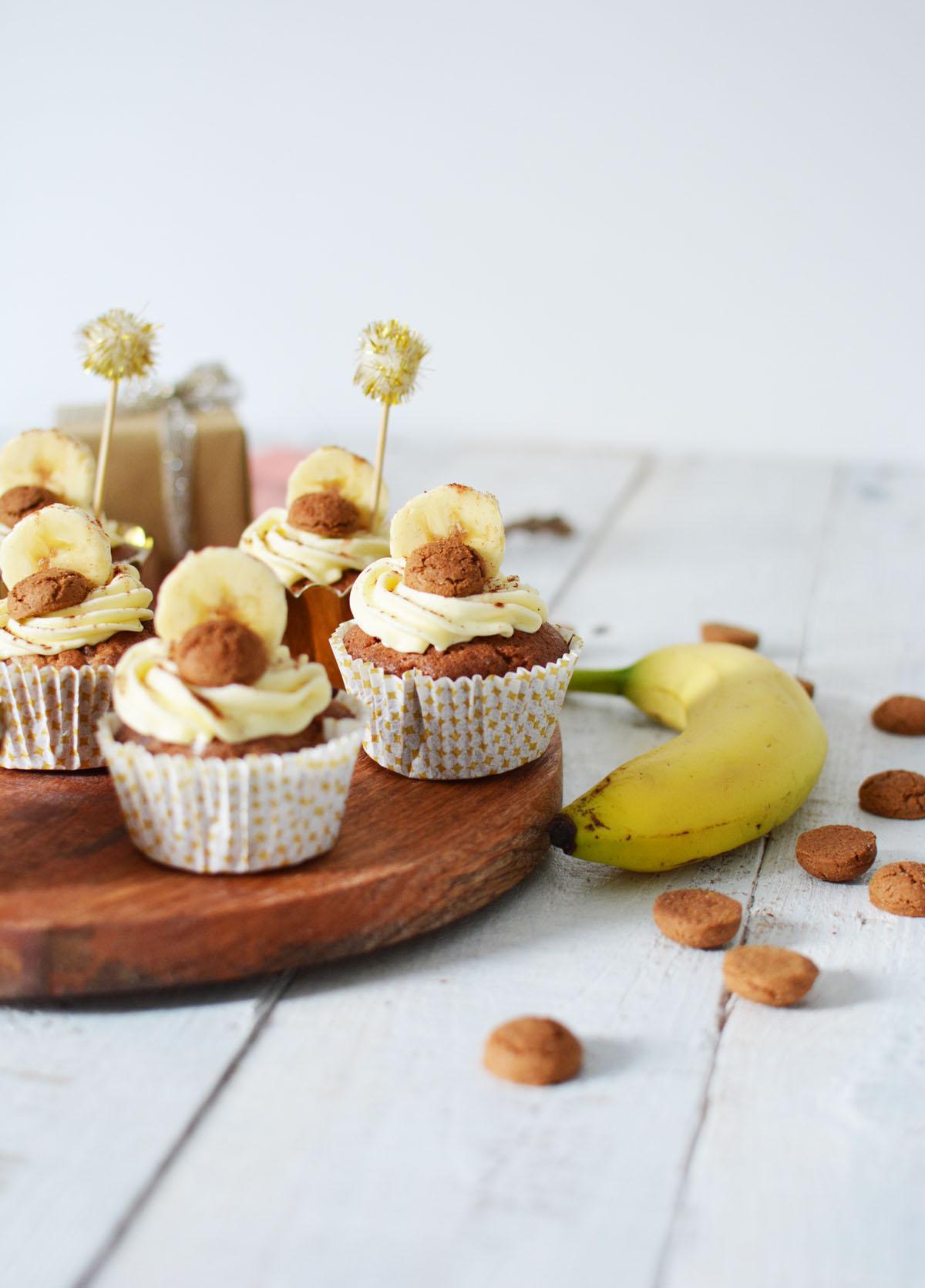 Sinterklaas cupcakes 9