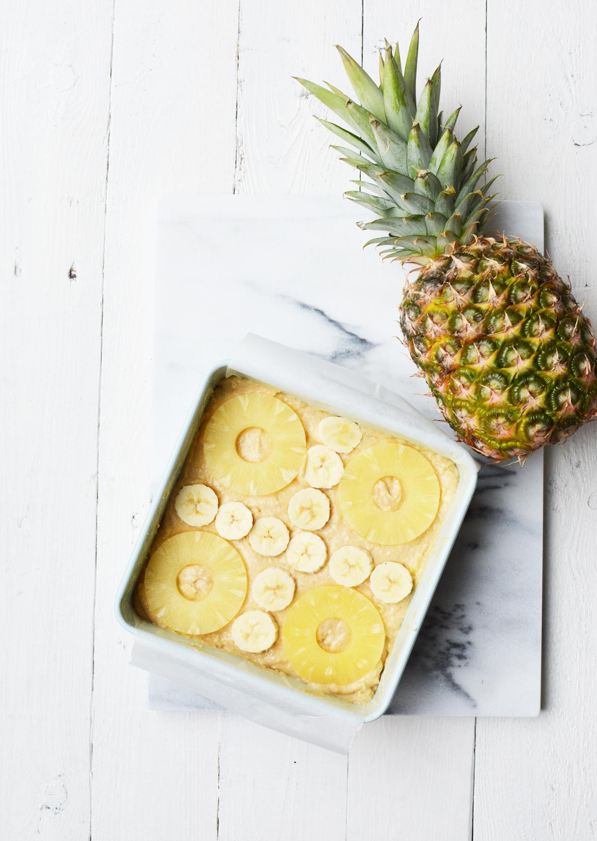 Tropische cake 1