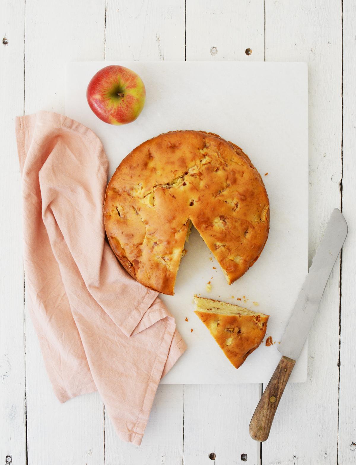 Verzonken appeltaart 11