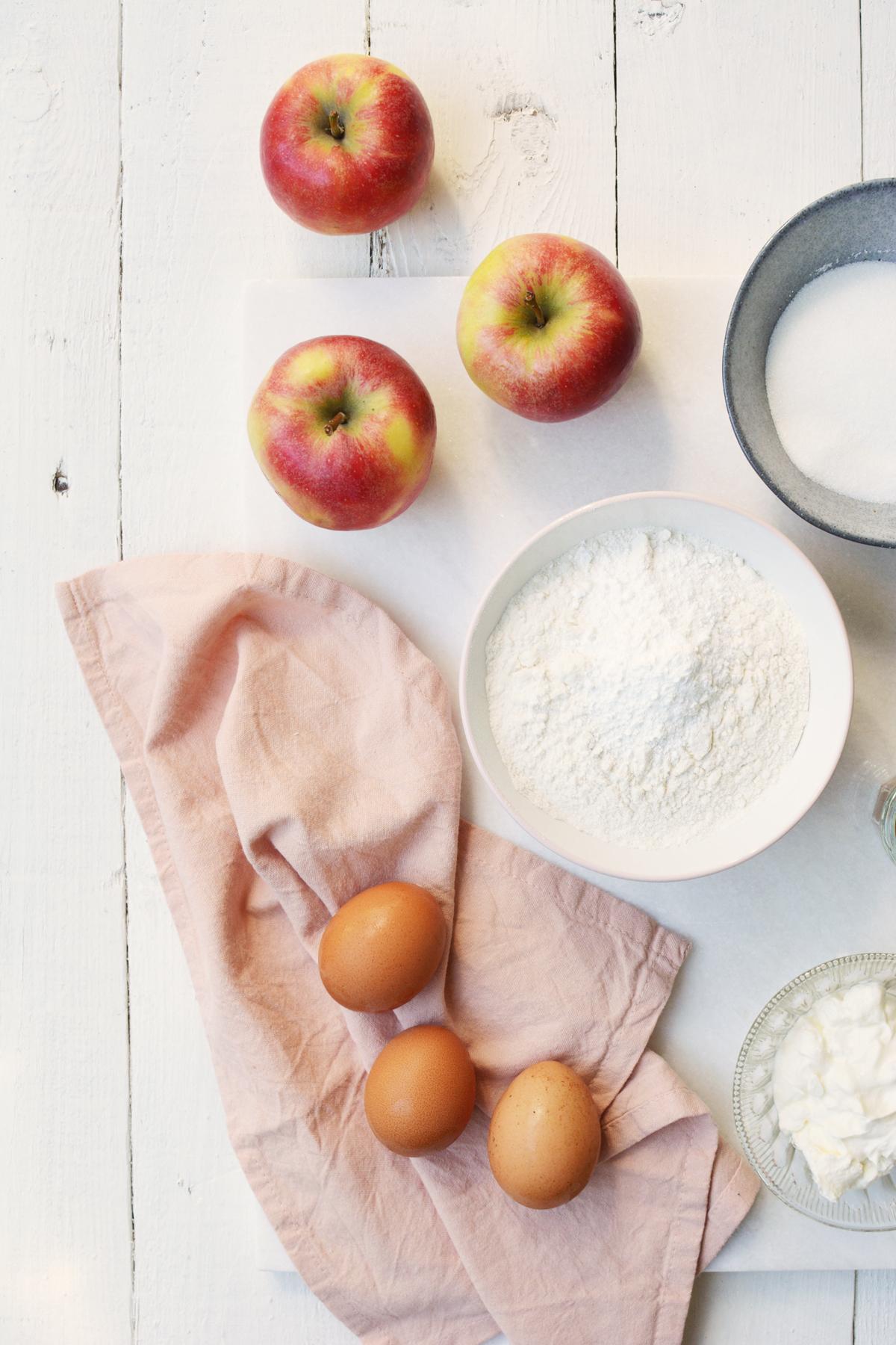 Verzonken appeltaart 13