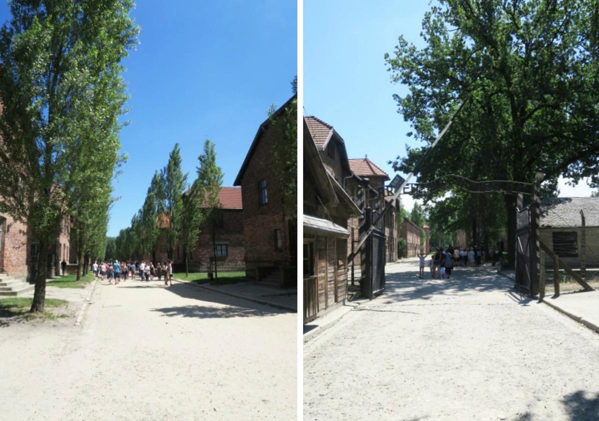 Collage Polen 3