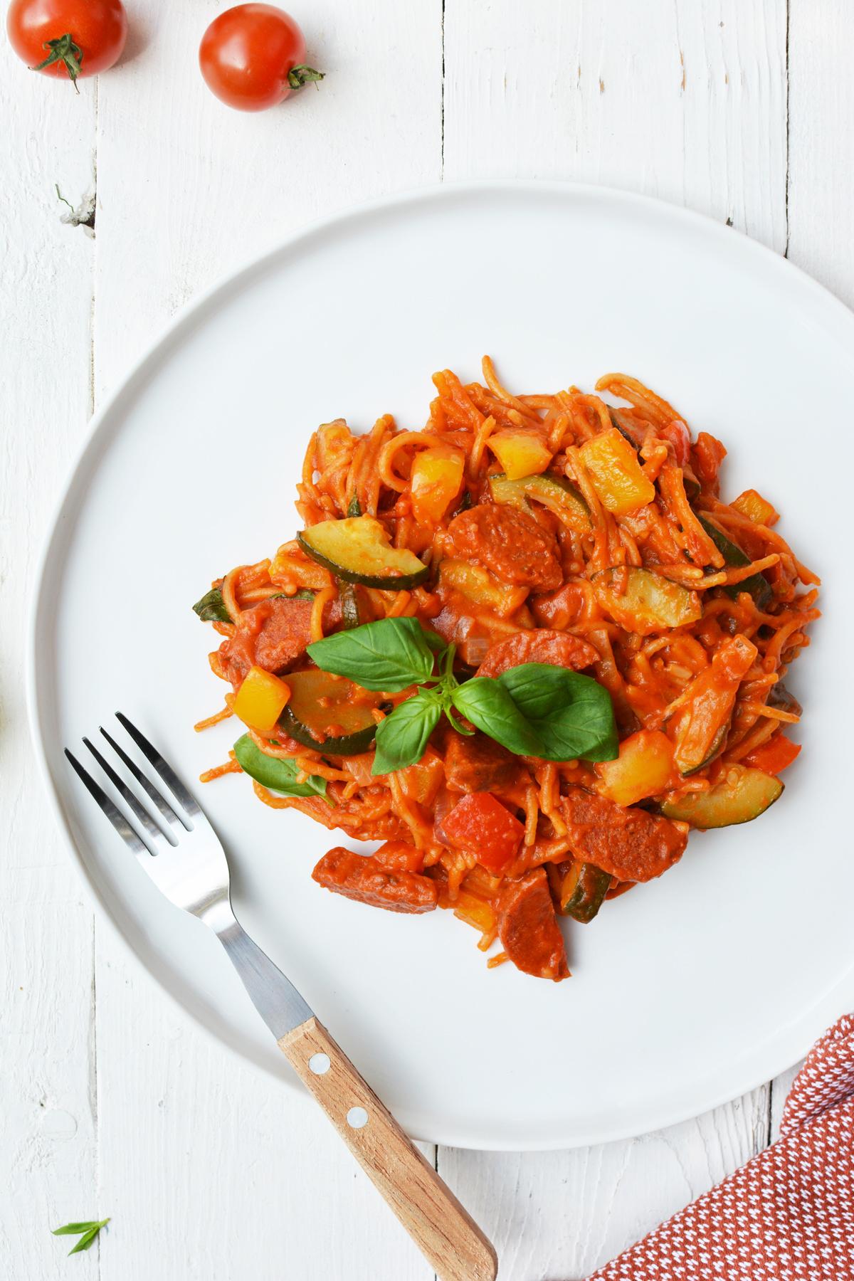 One pot pasta 12