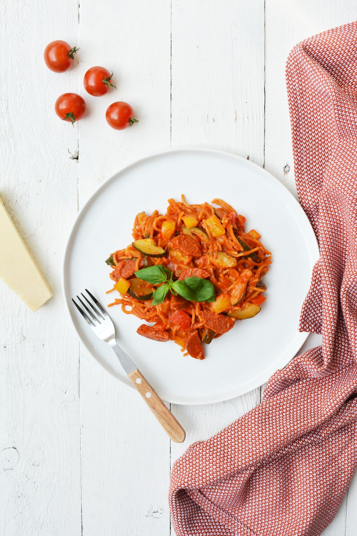 One pot pasta 13