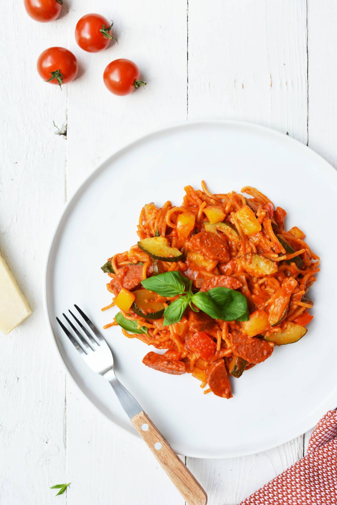 One pot pasta 8
