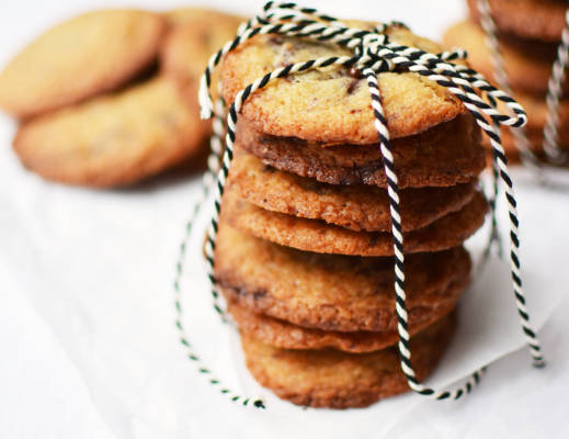 Chocolate chip cookies 42 2