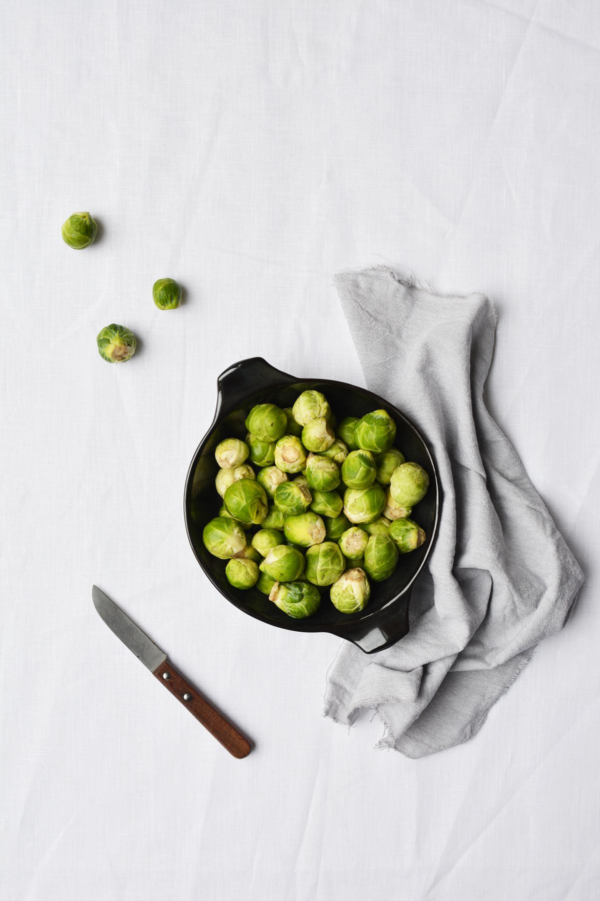 Spruitjes uit de wok 1