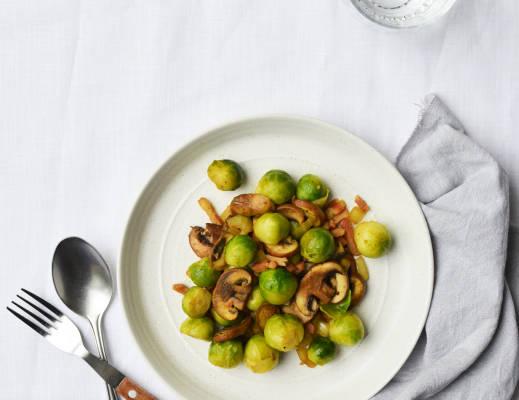 Spruitjes uit de wok 19