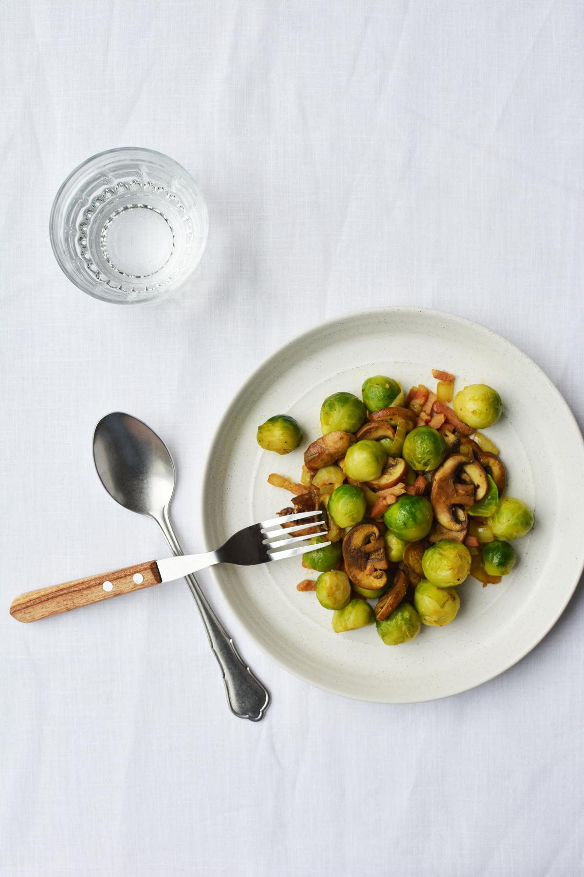 Spruitjes uit de wok 33