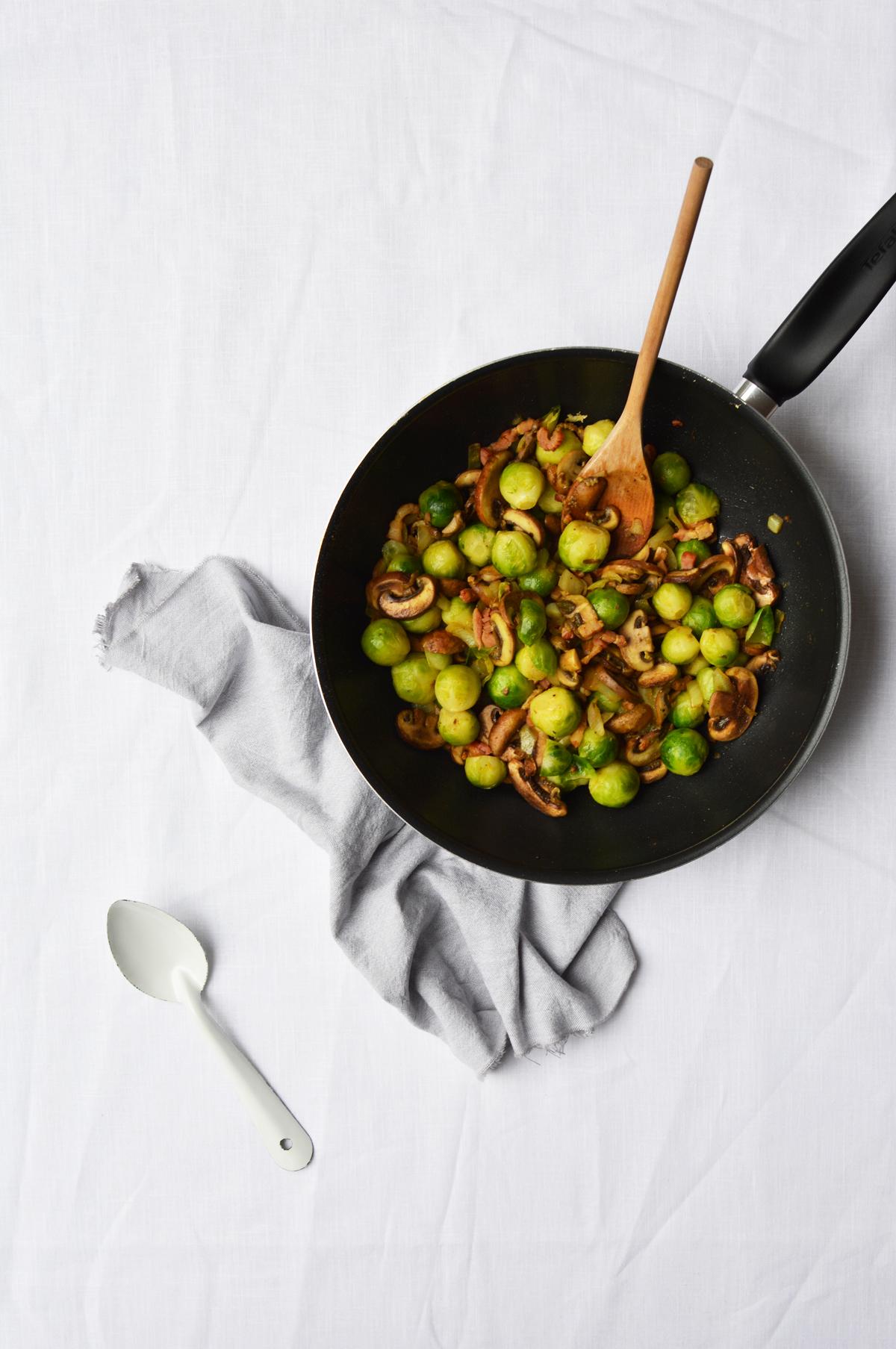 Spruitjes uit de wok 8