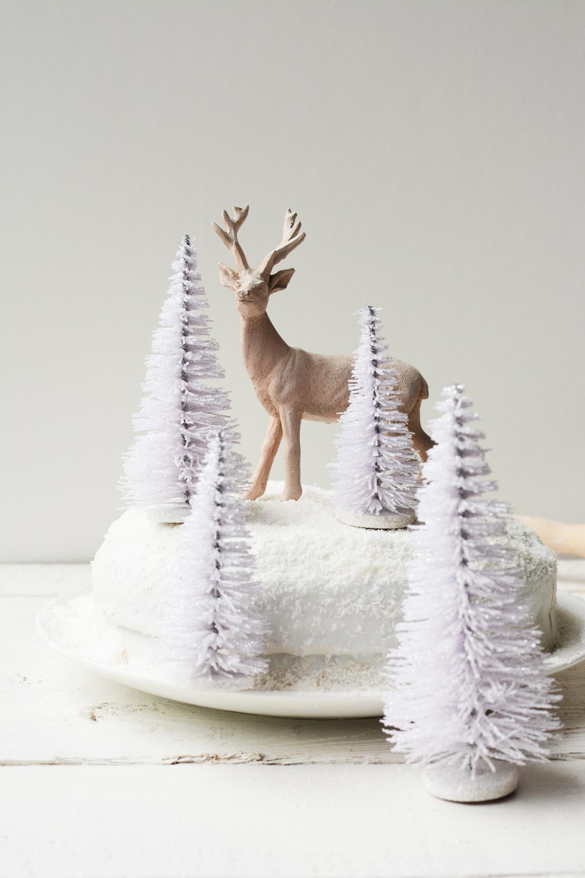 Kerst taart 11