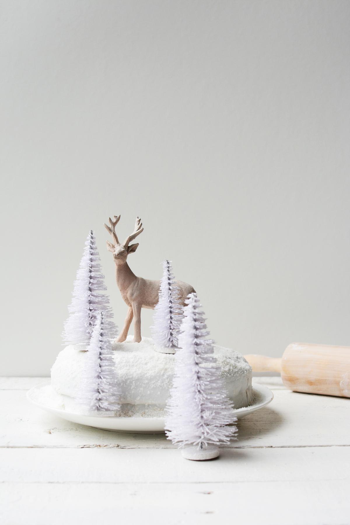 Kerst taart 2