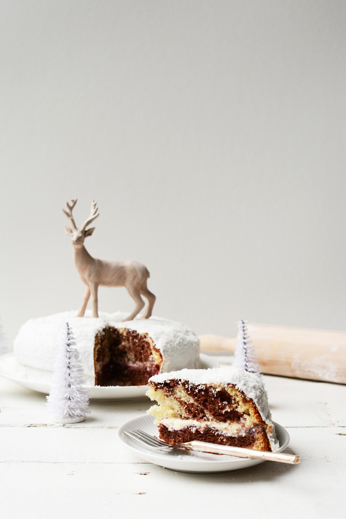 Kerst taart 34