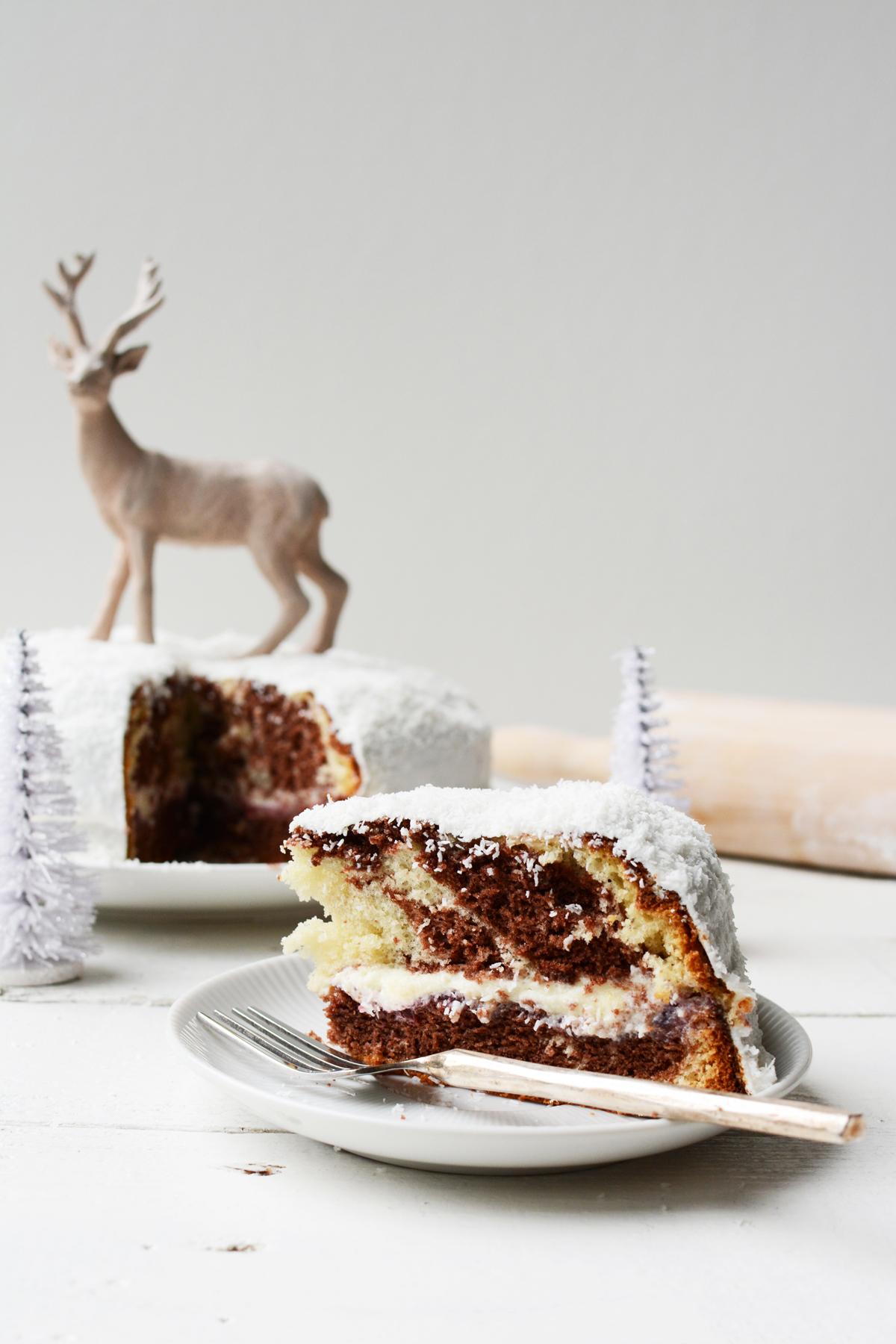 Kerst taart 44