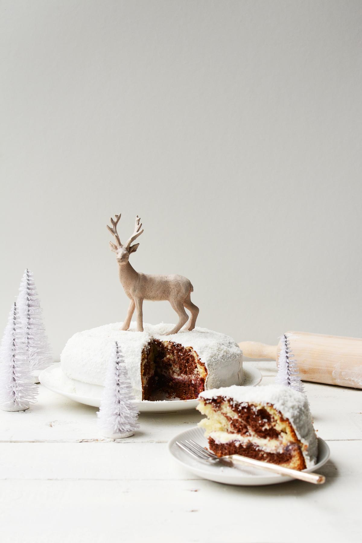 Kerst taart 45