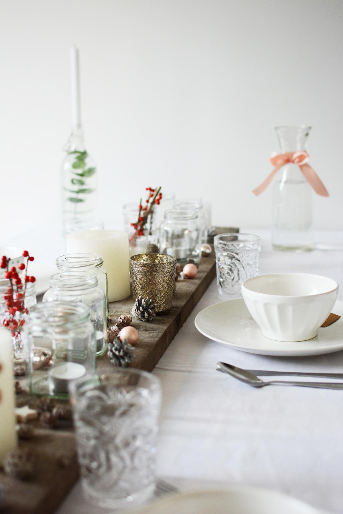 Witte kersttafel 67
