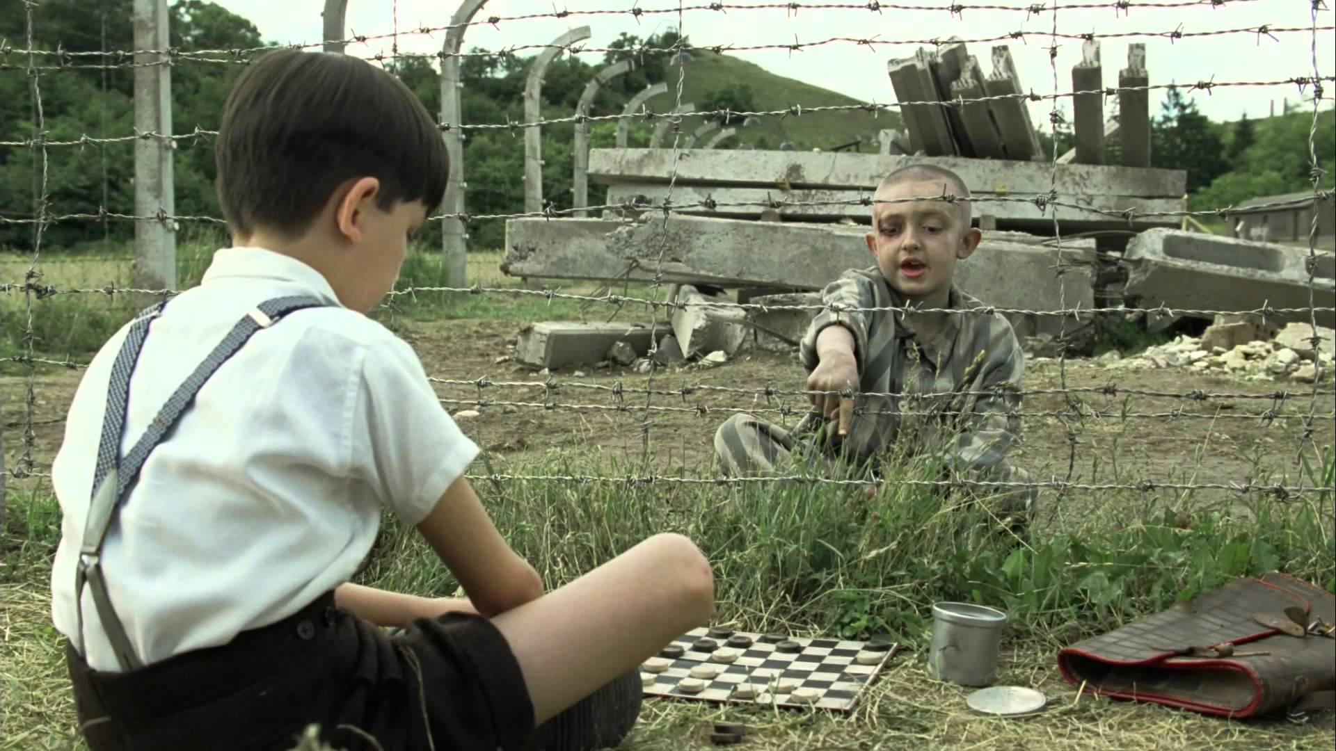 Citaten Uit The Boy In The Striped Pyjamas : Twaalf films die me bijblijven