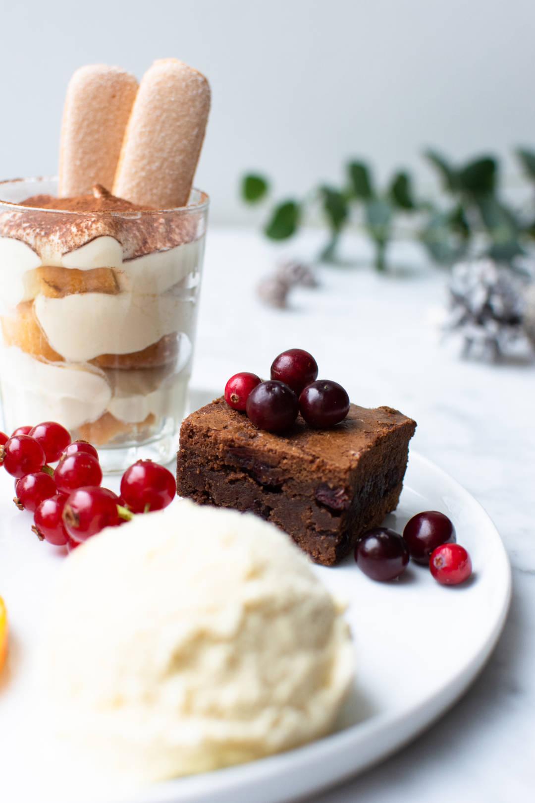 dessert voor kerst
