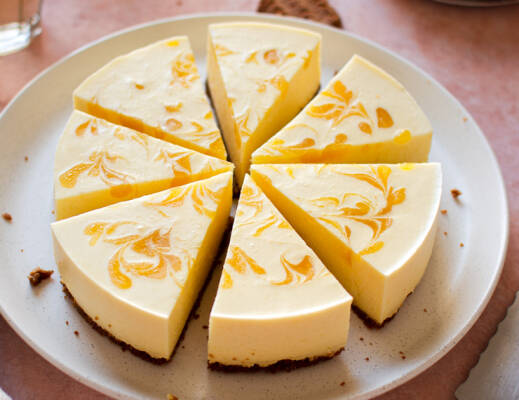 mango kwarktaart